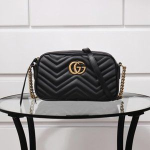 G G Marmont Small Shoulder Bag